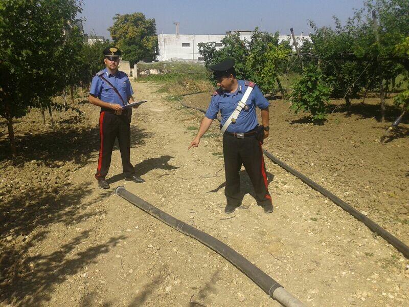 arresto acqua potabile-rutigliano3