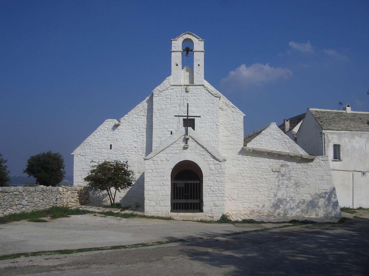 Barsento chiesa