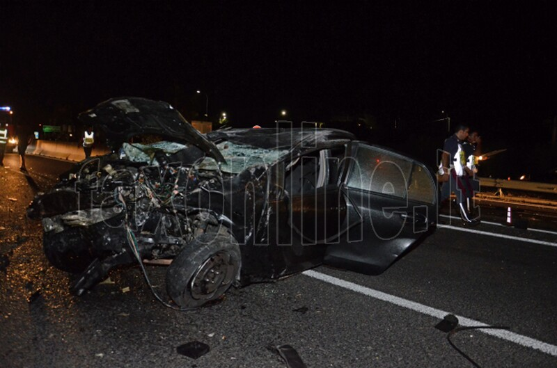 incidente statale 21-081