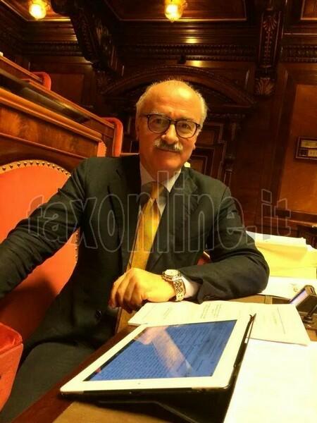 Senatore Piero Liuzzi