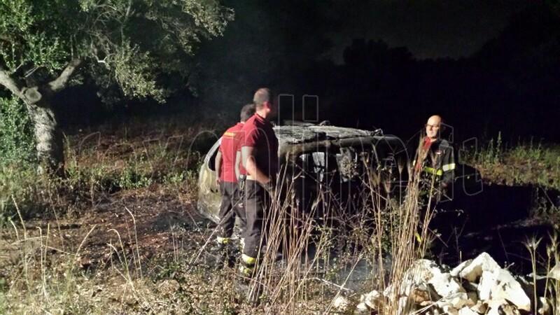 auto bruciata-conversano05092014