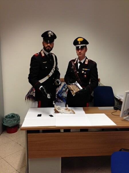 arresto corriere-castellana