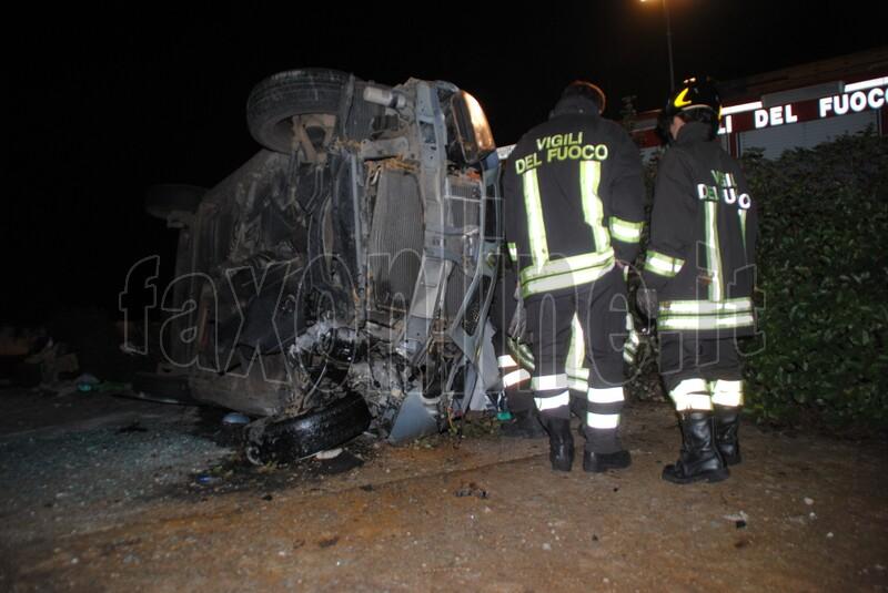 incidente strada provinciale-castellana 2
