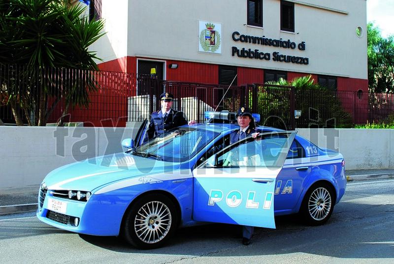 polizia colore