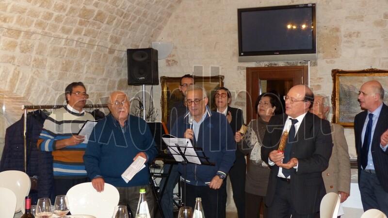 Il gruppo di Martina Franca