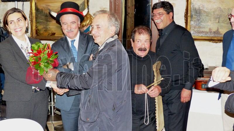 Il premio ai martinesi con Genco e Liuzzi