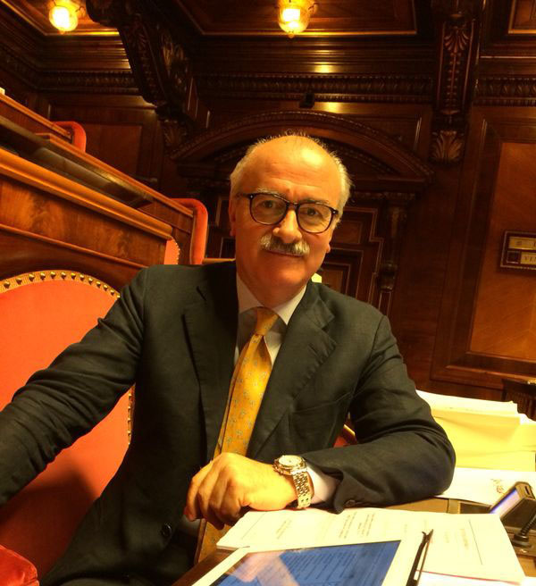 sen. Piero Liuzzi