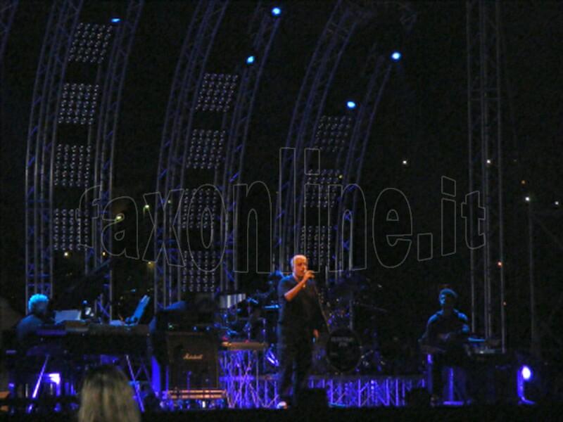 concerto pino daniele 2009