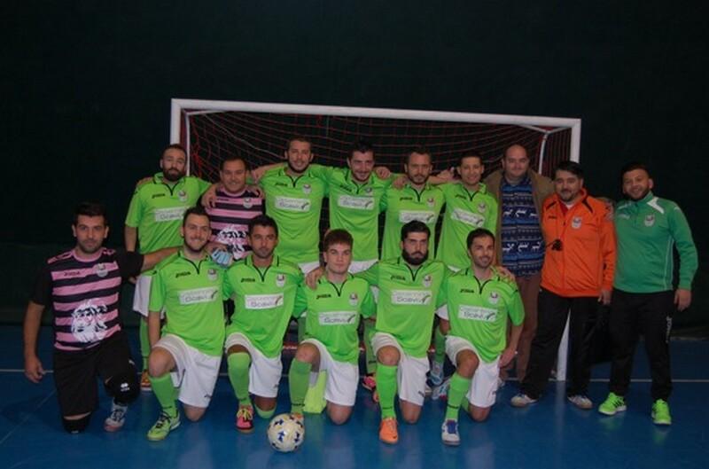 MP Futsal trasferta contro lAdelfia per la prima del 2015