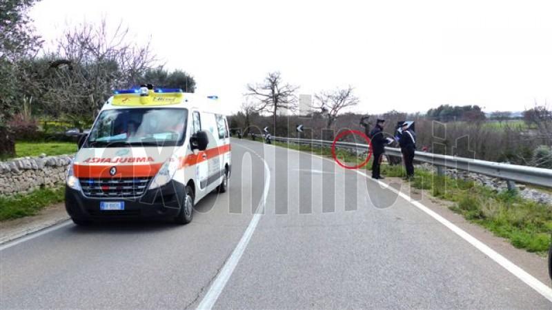 wt-foto vivilastrada inc. mortale sp 113 Alberobello Monopoli - 8.3.2015