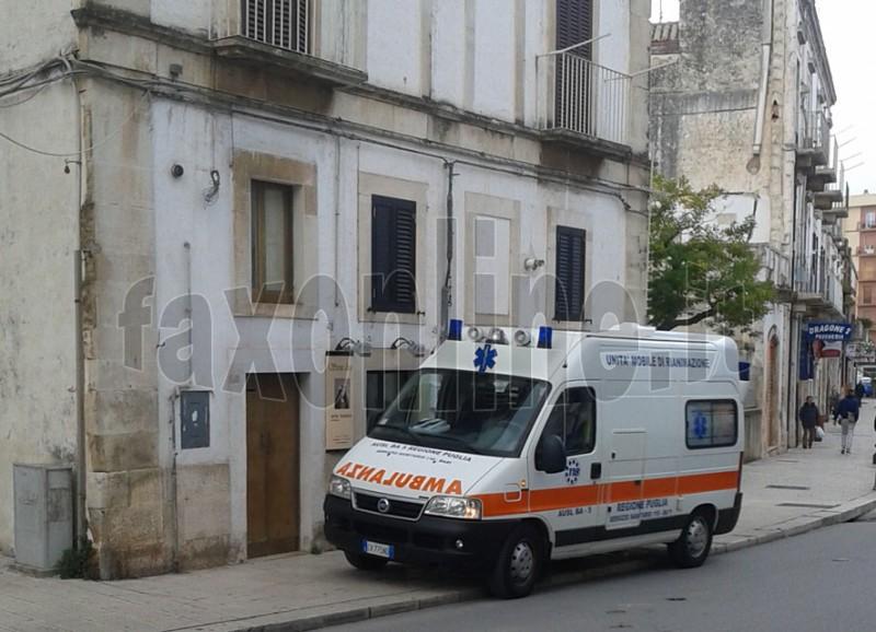 ambulanza vicopurgatorio