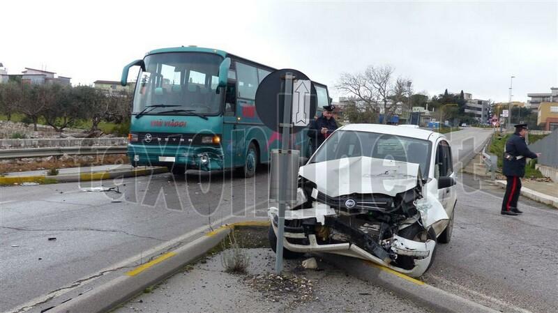 incidente auto comune 2