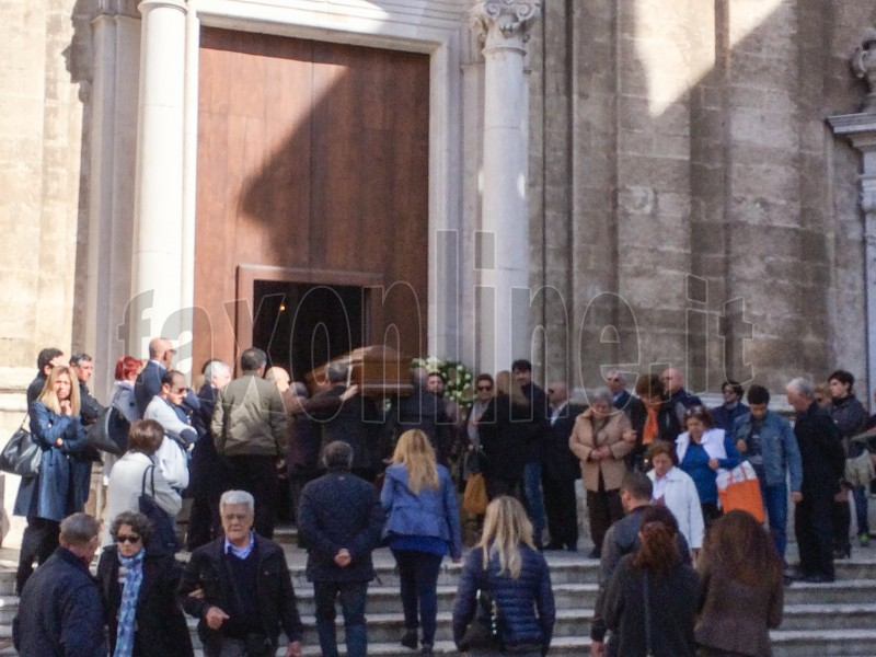 funerale notaio Spano MON
