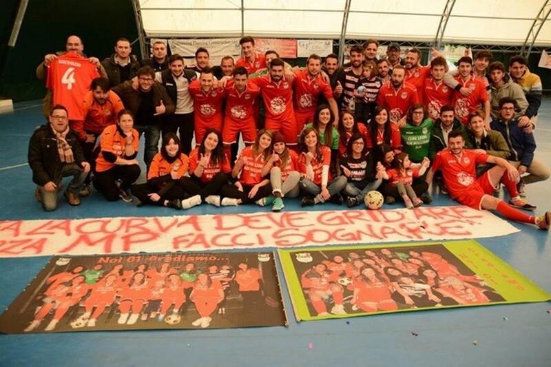 futsal club promossa