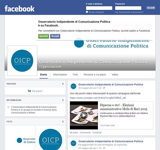 facebook osservatorio