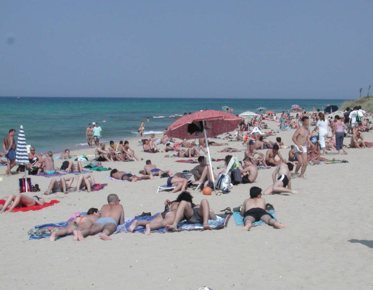 le dune spiaggia libera
