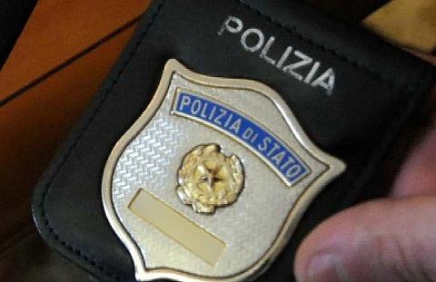 polizia distintivo