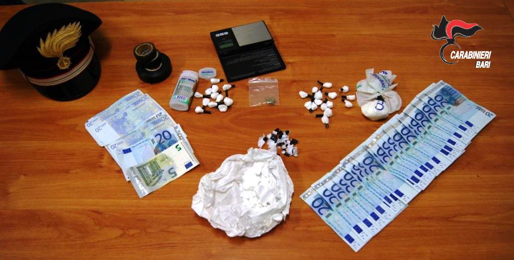 arresto droga