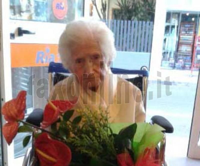 Sisina Mazzone 2 105 anni