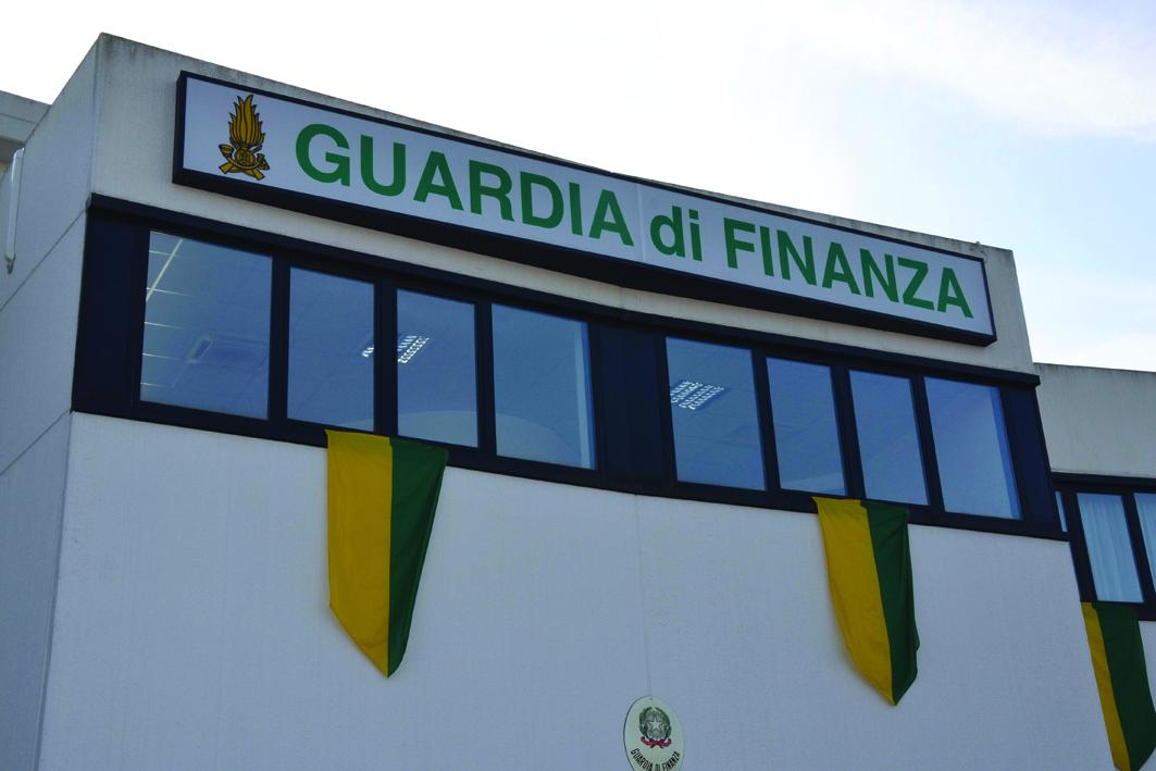 caserma guardia di finanza