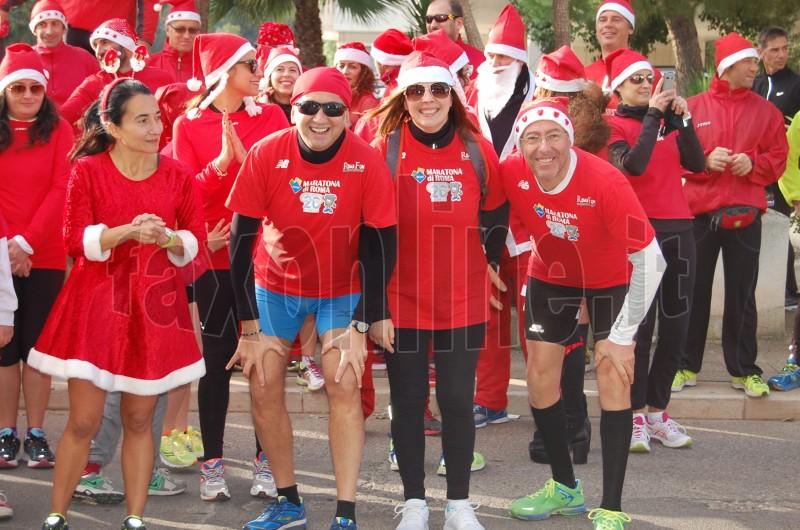 wt-LAtletica Polignano corre con Babbo Natale 4