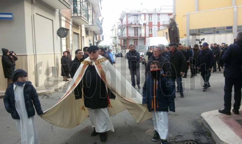processione di santantonio
