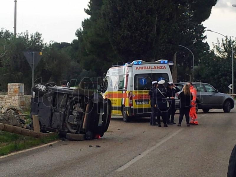 incidente via Castellana