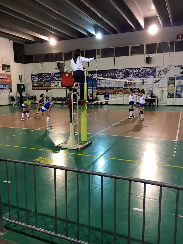 uisp volley putignano