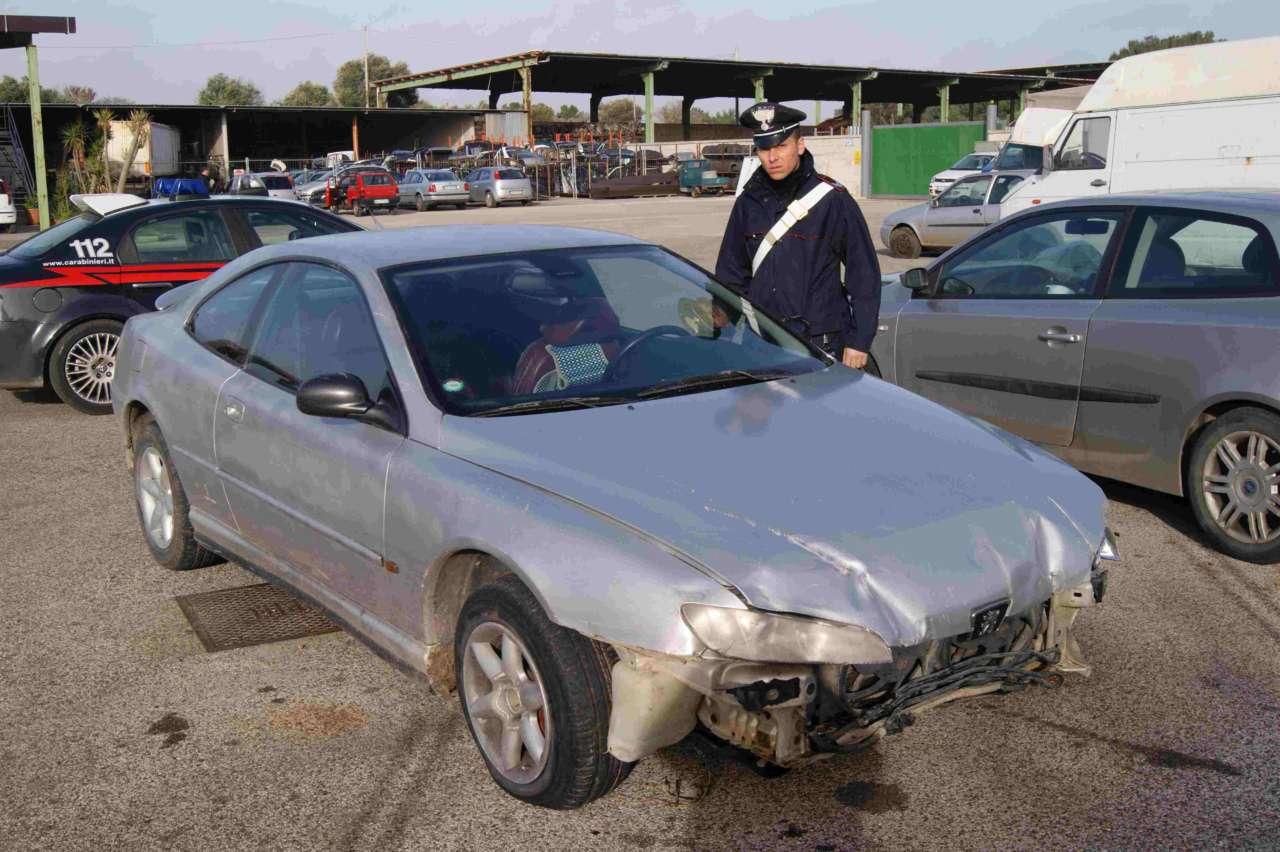 Gioia auto sequestrata3