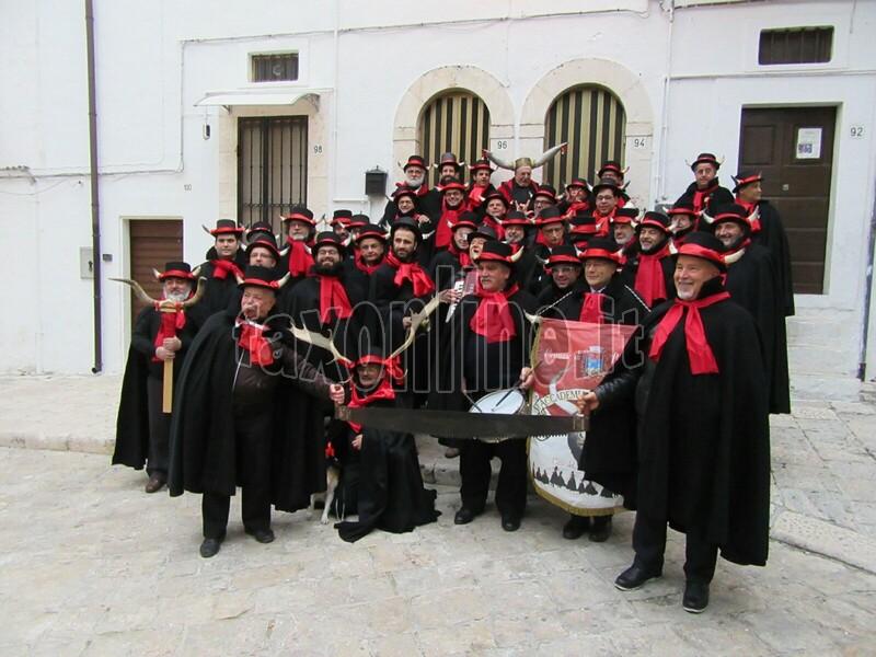 cerimonia putignano