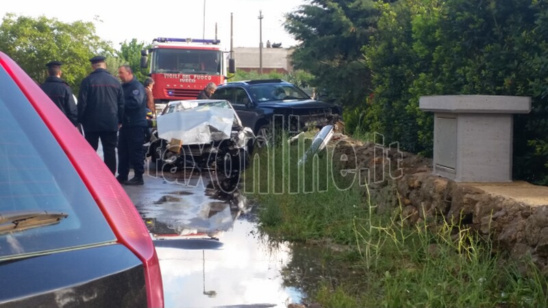 incidente via putignano2