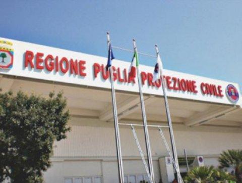 regione puglia protezione civile
