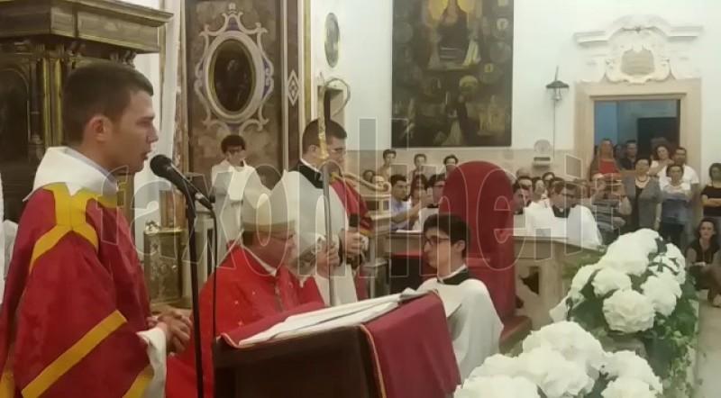 ammissione ordini sacri