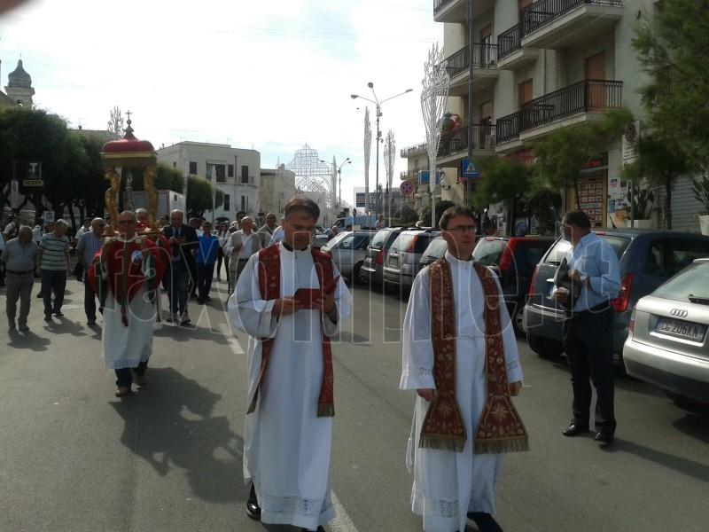 san vito processione
