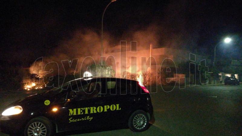 incendio via kennedy