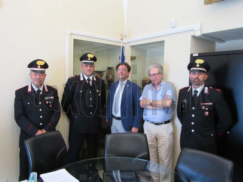 nuovo capitano carabinieri