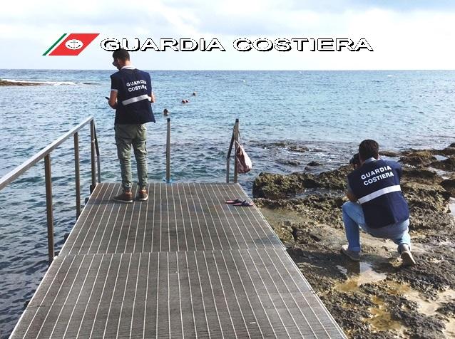 rampa guardia costiera