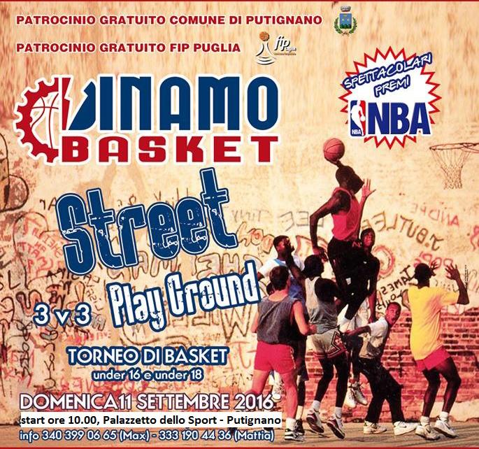 locandina dinamo street