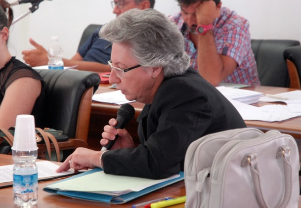Serena Gaetana Zaccheo consiglio comunale