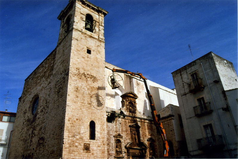 campana chiesa madre
