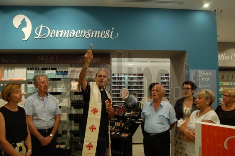 inaugurazione farmacia lavarra