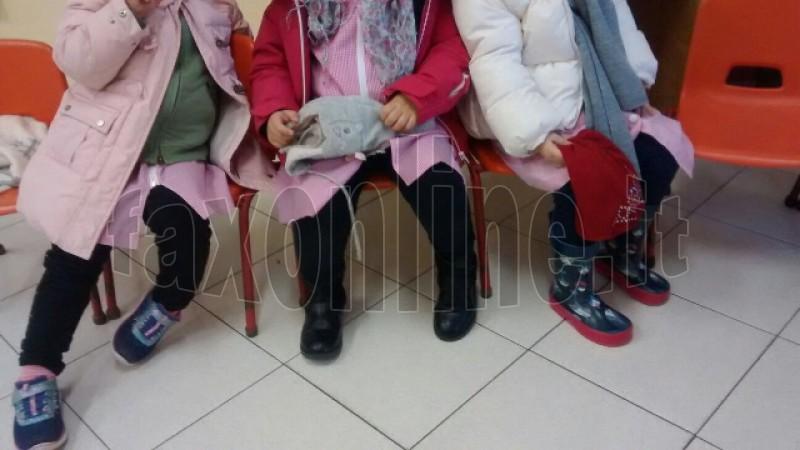freddo a scuola