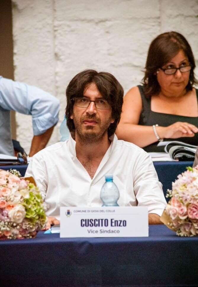 Enzo Cuscito