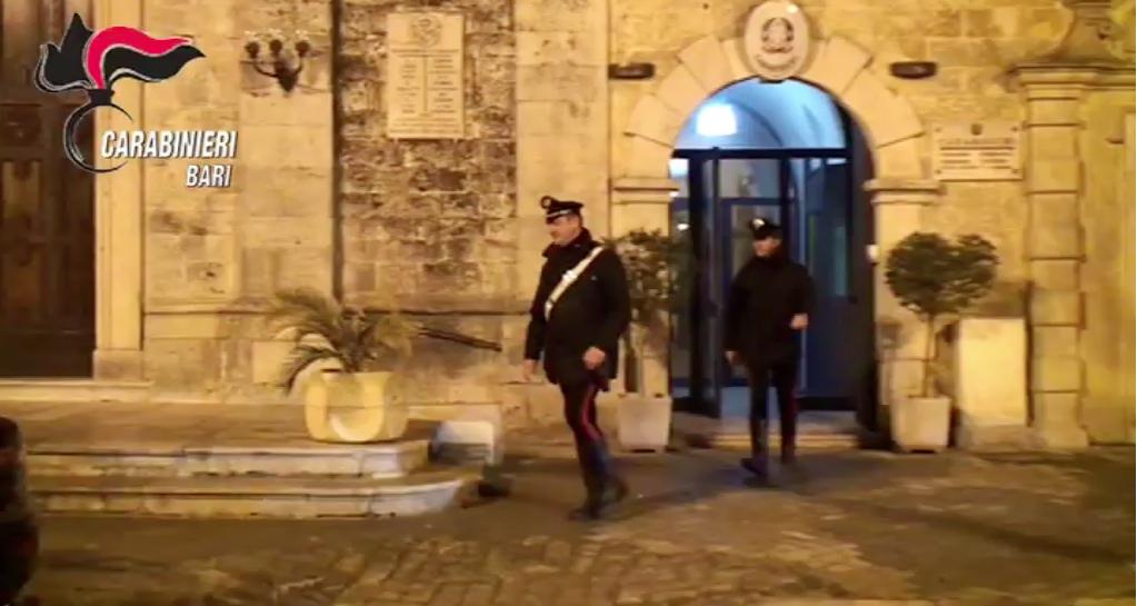 carabinieri giostraio