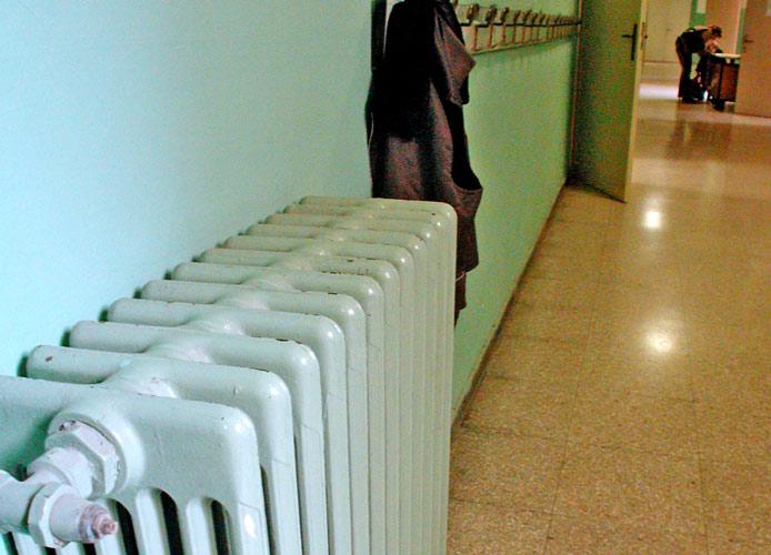 scuola calda