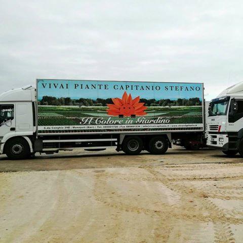 camion vivai capitanio