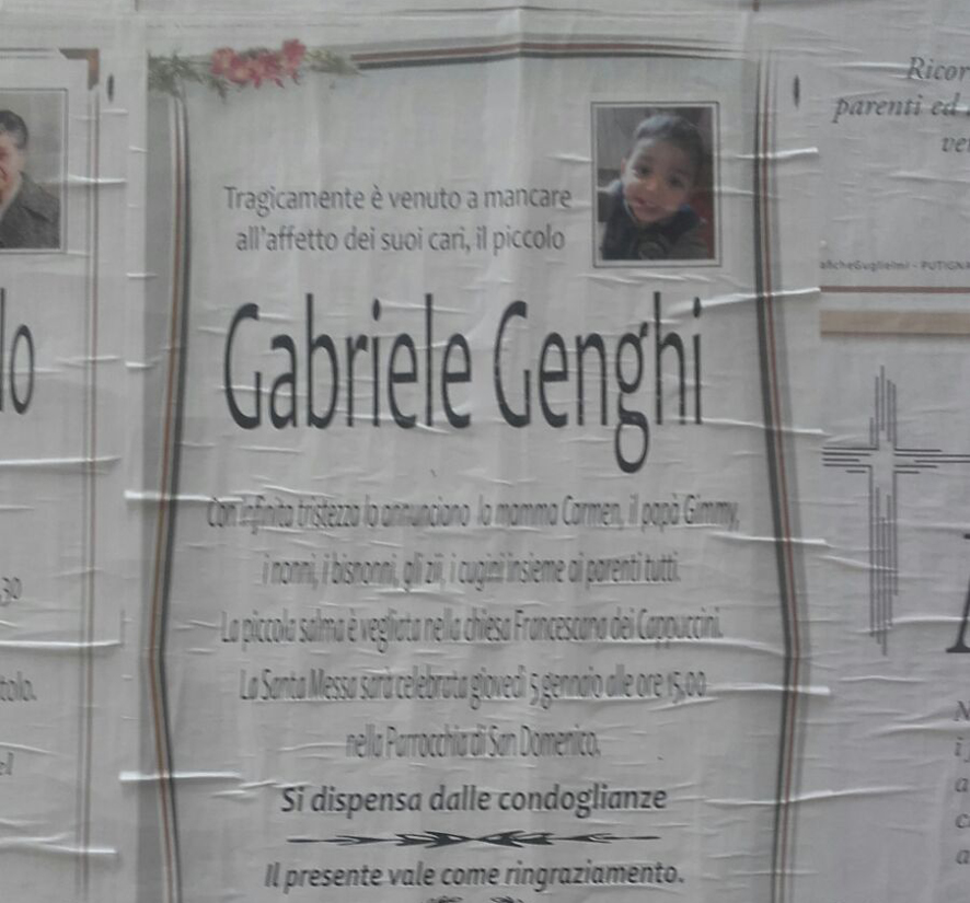 manifesto gabriele