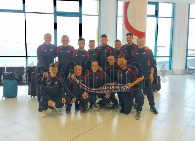 sport five in aeroporto