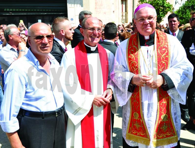 di venere don giovanni vescovo favale