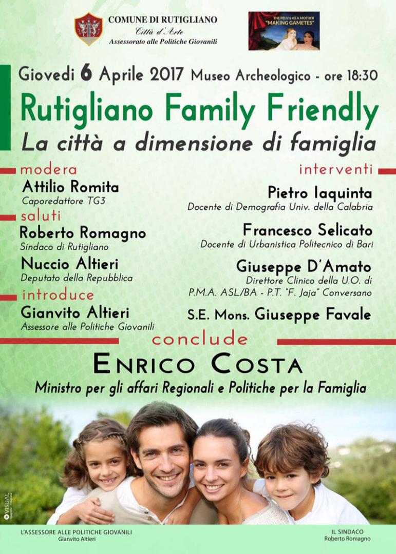 comune family friendly